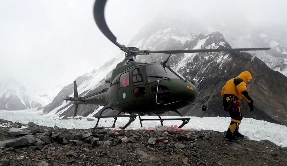 Zdj. ilustracyjne /PAP/Narodowa Zimowa Wyprawa na K2 /PAP