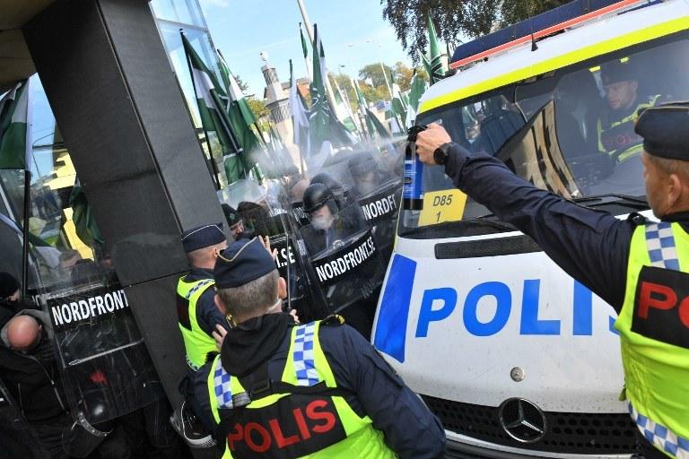 Zdj. ilustracyjne /Fredrik SANDBERG / TT News Agency /AFP