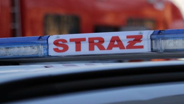 Poznań: Pożar na ul. Drzymały. Ewakuowano około 40 osób