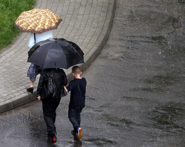 Prognoza pogody: Przed nami pochmurny i deszczowy weekend