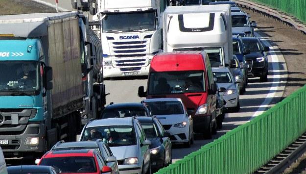 Śmiertelny wypadek na A4. Korek ma tam 11 kilometrów