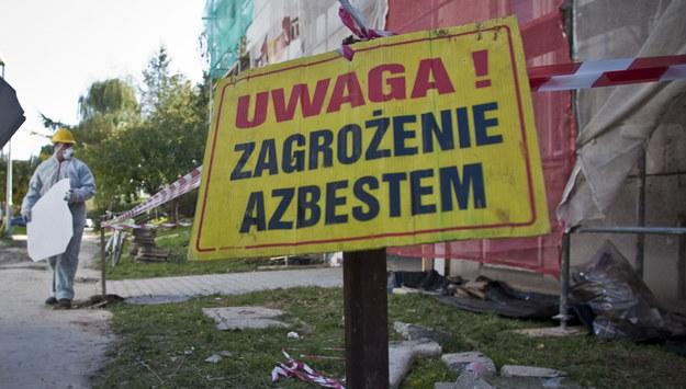 W Lublinie rusza inwentaryzacja azbestu