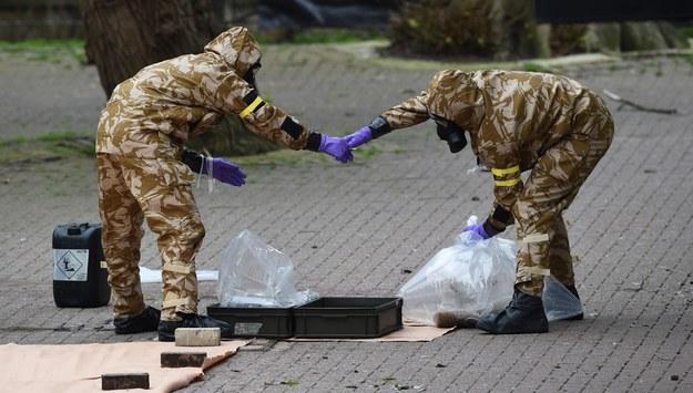 Zidentyfikowano trzeciego podejrzanego o zatrucie Skripalów