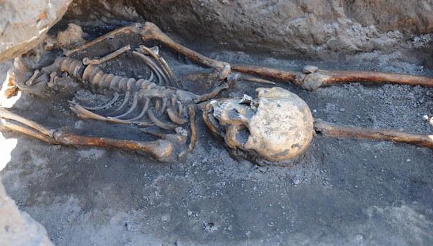 Myśliwy sprzed 8 tys. lat nie był ofiarą kanibalizmu