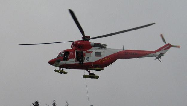 Akcja ratowników w Tatrach. TOPR poszukuje 23-latka