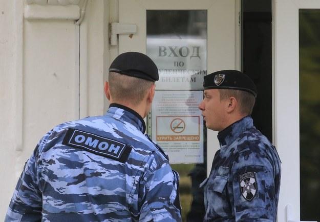 Rosja: Ewakuacja budynków w kilku miastach. Pirotechnicy w akcji