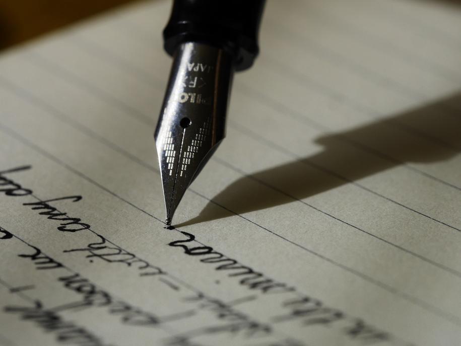Pisz Wiersze A Poczujesz Się Lepiej Rmf 24