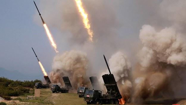 Korea Północna wystrzeliła niezidentyfikowane pociski