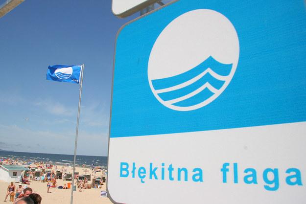 Kołobrzeg: W tym roku plaże bez prestiżowej Błękitnej Flagi
