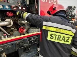 Tragiczny pożar domu na Podkarpaciu. Nie żyją dwie osoby