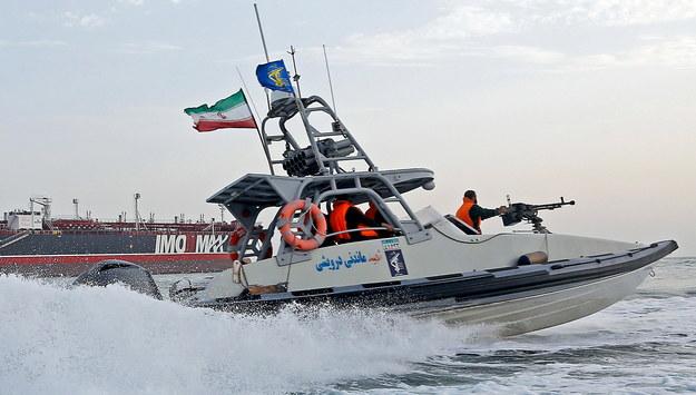 Media: Iran przejął w Zatoce Perskiej zagraniczny tankowiec