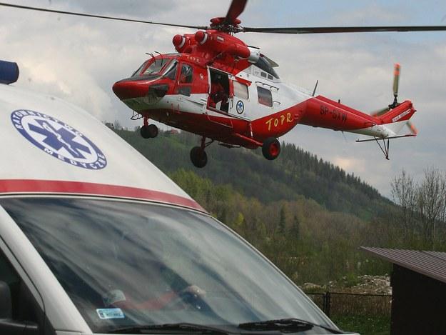Tatry: Skomplikowana akcja ratunkowa w Jaskini Wielkiej Śnieżnej