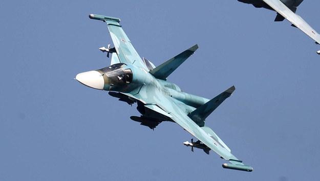 Rosja: Zderzenie bombowców Su-34 nad Lipieckiem
