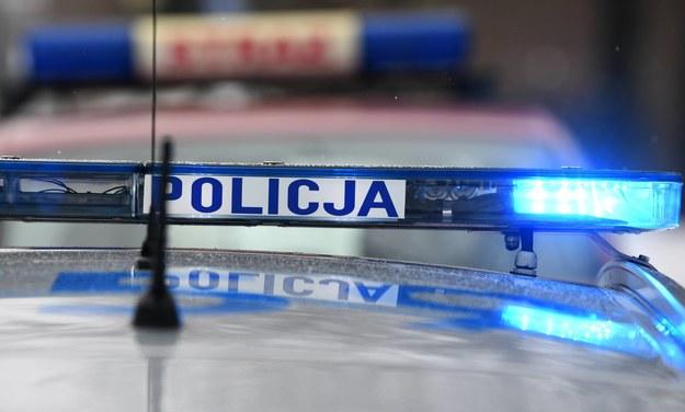 34-latek uciekał przed policją z trójką małych dzieci w aucie
