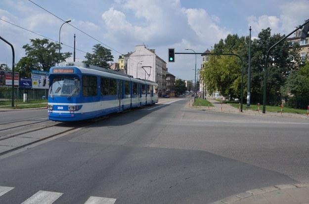 Kraków: Motorniczy pobił się z pasażerem tramwaju