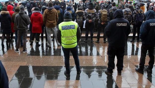 Starcia kupców i służb bezpieczeństwa na Ukrainie. 53 osoby zatrzymano