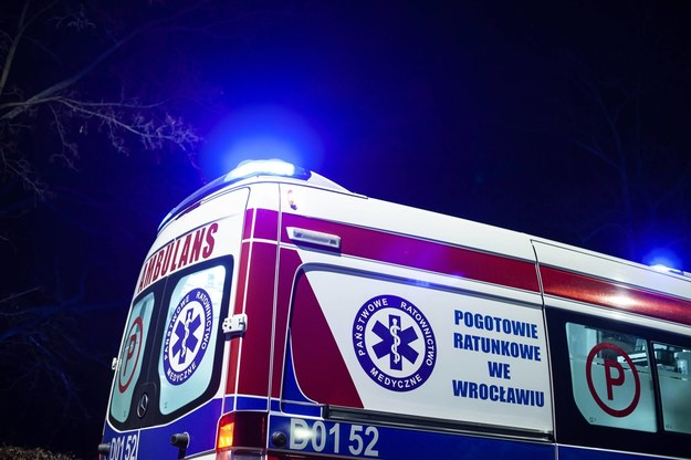 Wrocław: Pacjent wyskoczył z okna oddziału zakaźnego. Jest w ciężkim stanie