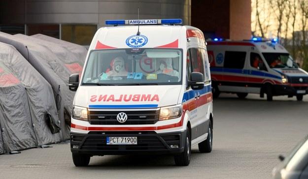 Szpital w Poznaniu o zmarłej: Trafiła do nas w skrajnie ciężkim stanie