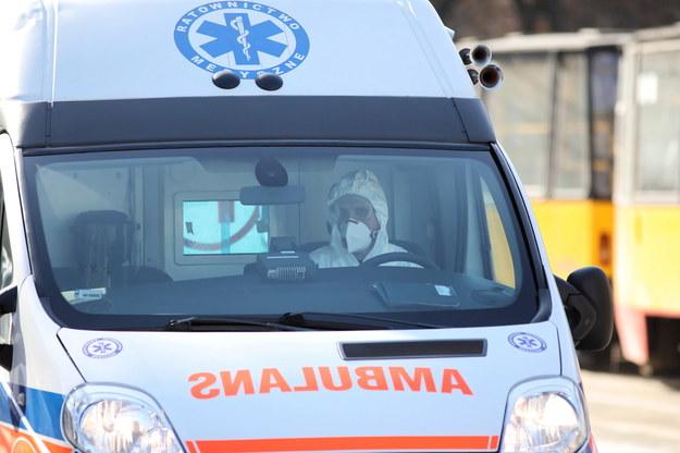 Kwarantanna w jednym z czołowych ośrodków leczenia hematoonkologicznego w Polsce
