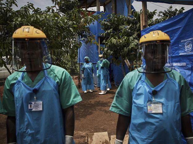 Znów przypadki eboli w Kongo. Zmarła 11-latka