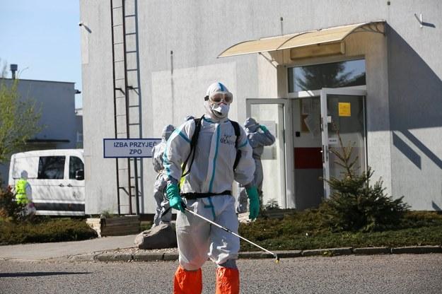 Dom Pomocy Społecznej w Kaliszu pilnie poszukuje wolontariuszy i medyków