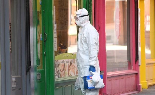 Ponad 190 tys. zakażeń w Wielkiej Brytanii. Kraj ma szczyt epidemii za sobą