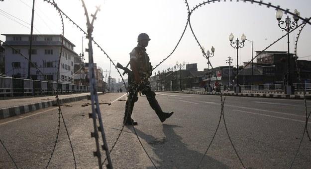 Trzech indyjskich żołnierzy zginęło w starciach z chińską armią