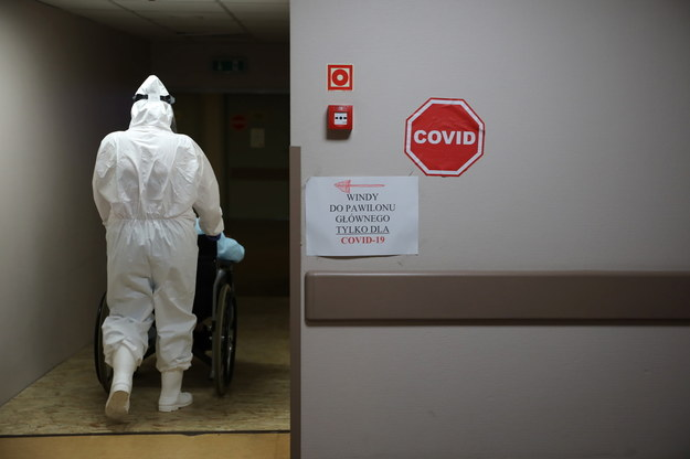 Kolejne powierdzone zakażenia koronawirusem w szpitalu w Słupsku