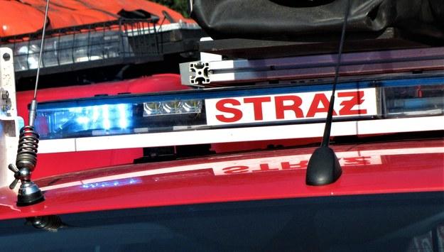 Ponad 200 interwencji w związku z pożarami w ciągu doby