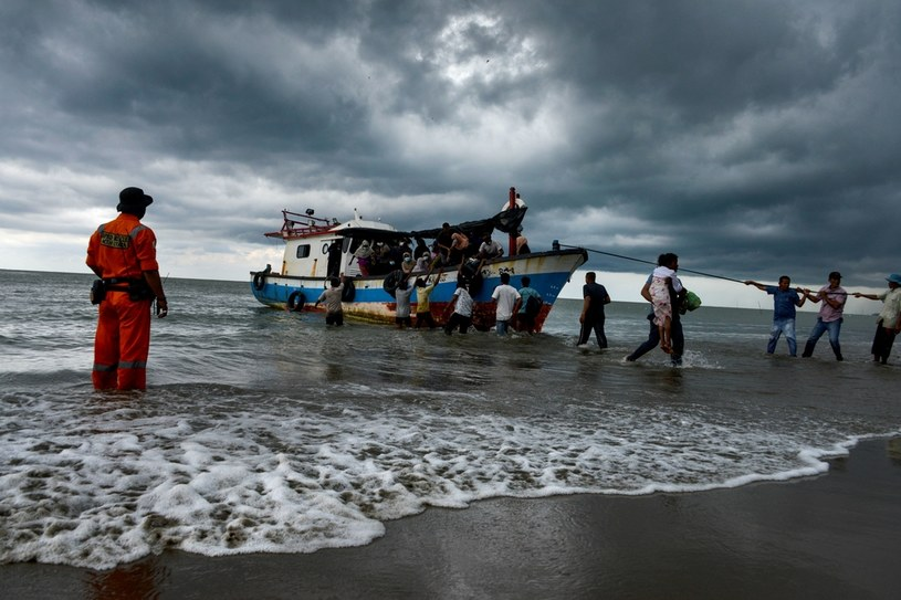 zdj. ilustracyjne /CHAIDEER MAHYUDDIN /AFP