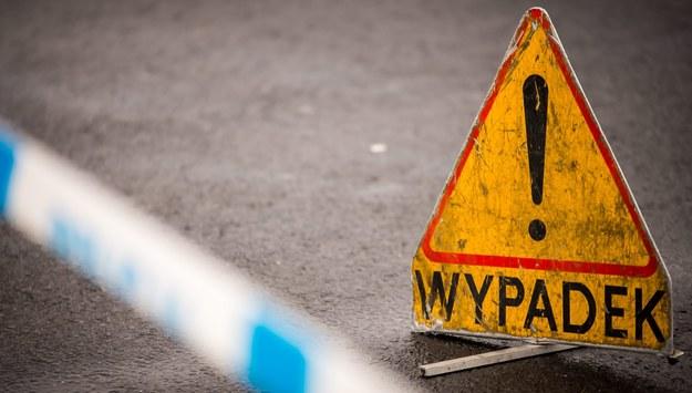 Groźny wypadek na Dolnym Śląsku. Kilka osób rannych, w tym pięcioro dzieci