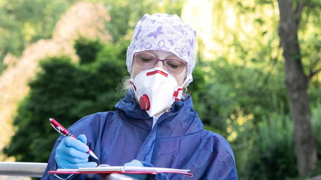 Koronawirus w Polsce. Ponad 500 nowych zakażeń, 12 osób zmarło
