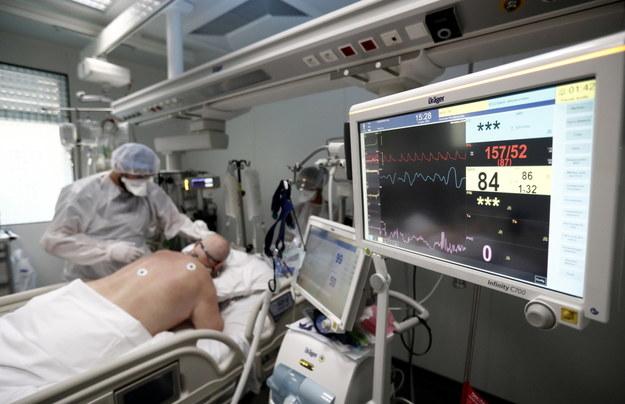 30 osób zakażonych koronawirusem w szpitalu we Włocławku