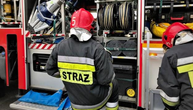 Bochnia: Strażacki sprzęt używany do celów prywatnych. Fałszowano też dokumenty
