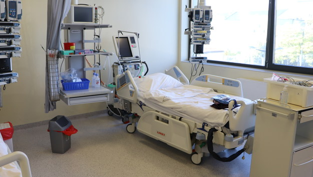 Szpitale już bez rezerw. A najgorsze dopiero przed nami
