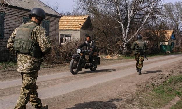 Szef MSW Ukrainy: Wściekły pies znowu jest u naszych bram