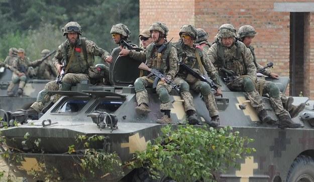 Ukraińskie wojsko apeluje do samorządów: Nie twórzcie oddziałów ochotniczych
