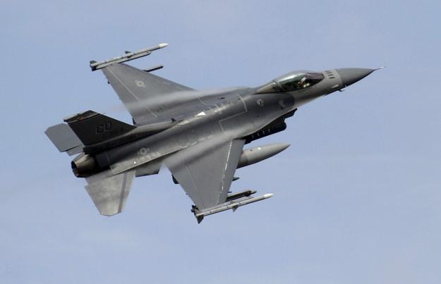 Kilkadziesiąt amerykańskich myśliwców w Polsce. Pentagon wyjaśnia