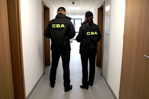 CBA u syna Mariana Banasia. Czego szukają agenci?