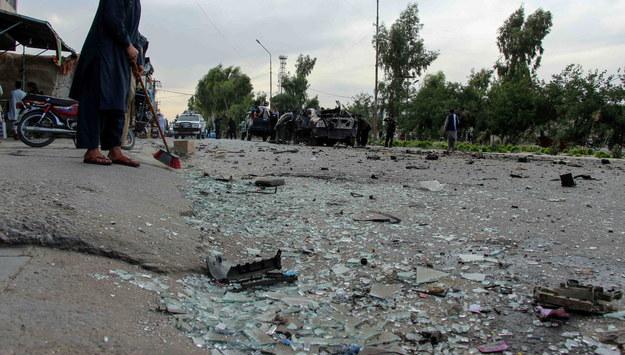 Wybuch autobusu z wykładowcami w Afganistanie. Zginęły trzy osoby