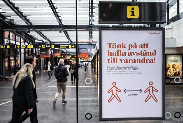 Komisja Konstytucyjna: Rząd Szwecji zawiódł w walce z pandemią
