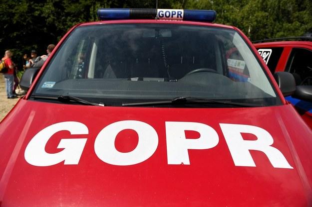 GOPR apeluje o ostrożność. W górach wypadek za wypadkiem