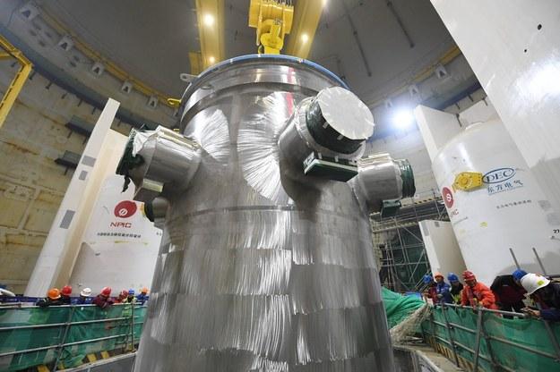 Władze potwierdzają: W chińskiej elektrowni jądrowej zostały uszkodzone pręty paliwowe