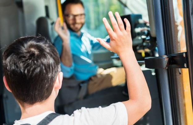 Łódzkie: Kierowca szkolnego autobusu był pijany