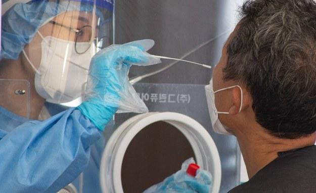 Korea Północna przyjęła pomoc pandemiczną od WHO