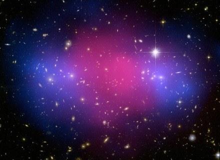 Zdj. z kosmicznego teleskopu Hubble'a. /AFP