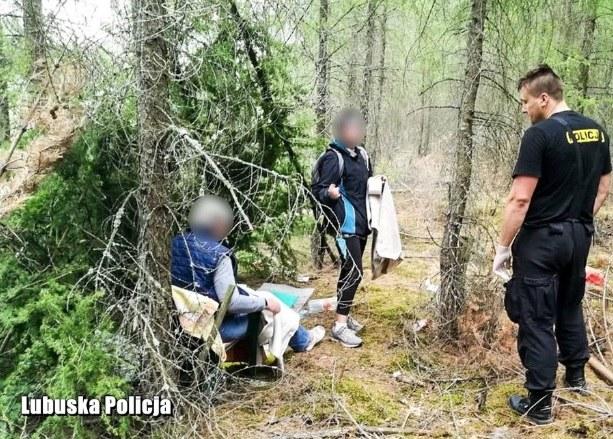 Zdj. z miejsca zdarzenia /Policja