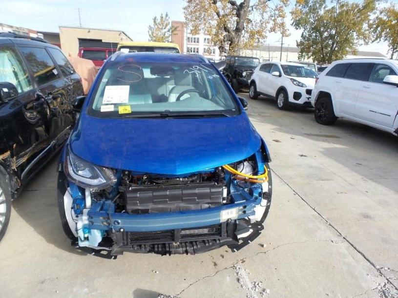 Zdjęcia auta z amerykańskiej aukcji /
