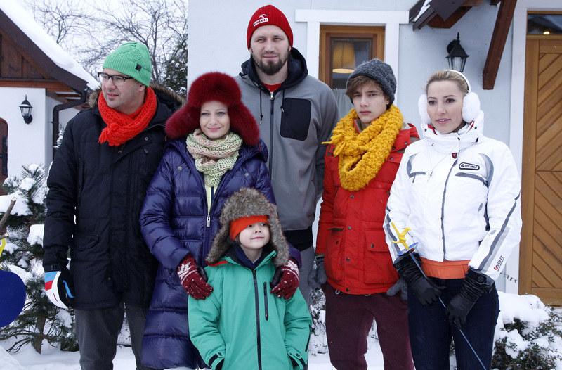 """Zdjęcia do nowej serii """"rodzinki.pl"""" rozpoczną się w grudniu. /Krzemiński Jordan /AKPA"""