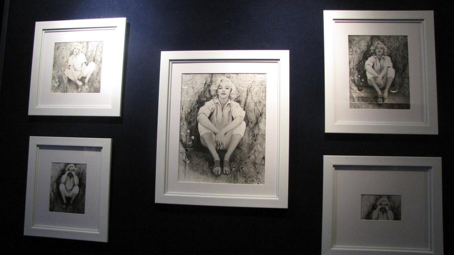 Zdjęcia Marilyn Monroe pójdą pod młotek /Katarzyna Sobiechowska Szuchta /RMF FM